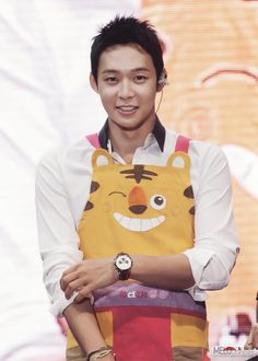 ❤YooChun looking so cute❤