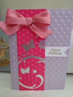butterfly, bow birthday