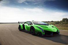 Lamborghini Veneno Image