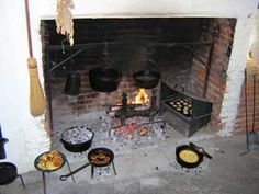 open hearth cooking - would like to learn how
