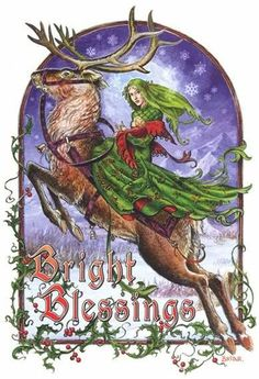 Bright Blessings!