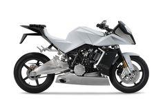 KTM RC8 Venom, White
