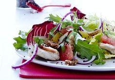 Sund aftensmad på max 30 minutter   Iform.dk Caprese Salad, Quinoa, Avocado, Tacos, Mexican, Ethnic Recipes, Food, Lawyer, Eten
