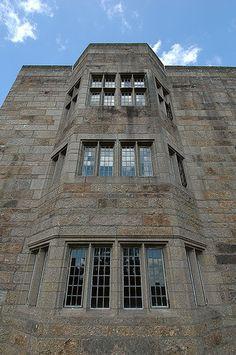 Castle Drogo - E.L. Lutyens, Architect