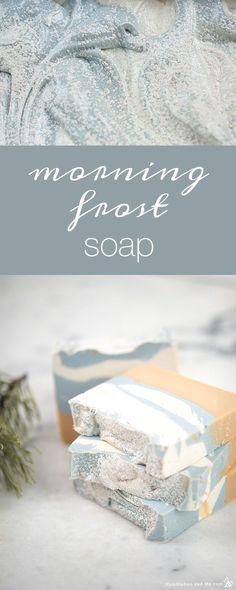 Fresh soap | cold processed soap | CP soap | soap tutorial | CP soap recipe | DIY cold processed soap