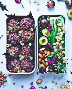 """4,020 Likes, 170 Comments - Sara, London (@shisodelicious) on Instagram: """"Magic party bentos! 🎉🌟 For friendships, projects, seasons, and daring what you never have before…"""""""