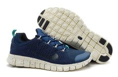 Nike Free Powerlines II Womens Shoes Blue Blue0 #runningshoes