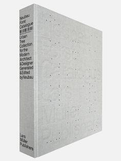 Neubau Forst Catalogue, Lars Müller Publishers on Behance Graphic Design Books, Book Design Layout, Book Cover Design, Graphic Design Inspiration, Collateral Design, Stationery Design, Brochure Design, Branding Design, Corporate Branding