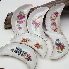 Bone Dishes Vintage Dishes