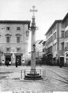Column of San Zanobi, Florence | Alinari Shop