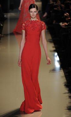 Elie Saab Haute Couture Paris Spring/Summer 2013