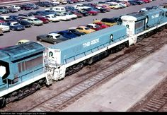 RailPictures.Net Photo: RI 284 Chicago, Rock Island & Pacific (Rock Island) GE U33B at Des Moines, Iowa by Larry R. Kirstein