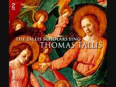 ▶ Spem In Alium (Thomas Tallis) - Tallis Scholars - YouTube