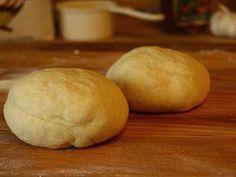 Easy to make perfect pizza base dough recipe on AtoZFoodRecipes.com. Easy Recipe