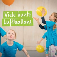 Lots of colorful balloons - participation song - Children& songs to join in and move but also to relax and dream! The song theme and individua - Brain Gym For Kids, Yoga For Kids, Yoga For Men, Exercise For Kids, Welcome To Preschool, First Bus, Kindergarten Songs, Action Songs, Partner Yoga