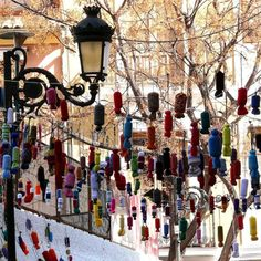 Knitta: punto de calle