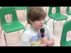 """Non Verbal Autistic Child sings """"A Whole New World"""""""