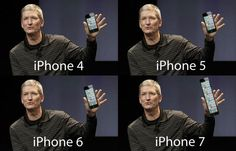 iPhone 5 reactions, memes and the funny side of Apple's latest craze Iphone 6, Apple Iphone, Iphone Skins, Iphone Cases, Images Gif, Funny Images, Funny Pictures, Funny Pics, Apple Memes