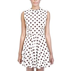 Princess Polka Dot Dress- so cute and bouncy! ($185 on Fab.com)