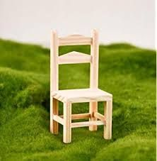 Applicable for: dollhouse. The Dollhouse Recliner is beautiful and soft. Great accessory for your dollhouse. Wooden Dining Tables, Dining Table Chairs, Living Room Chairs, Table Furniture, Vintage Furniture, Miniature Furniture, Dollhouse Furniture, White Wooden Bed, Wooden Rocking Chairs