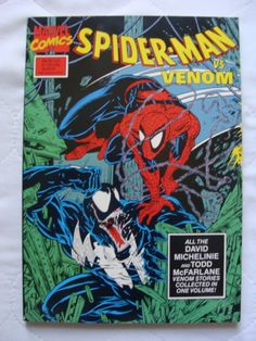 #Spider-man vs #venom #reprints amazing spider-man 298 299 300 315 316 317 ,  View more on the LINK: 	http://www.zeppy.io/product/gb/2/291829870607/