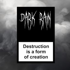 This and more designs on our store. Rain Design, Destruction, Dark Side, The Creator, Love You, Store, Te Amo, Je T'aime, I Love You