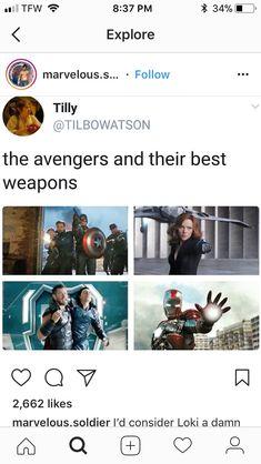 Loki is the best low key weapon