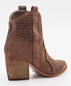 Capital - Taupe Taupe, Ankle Boots, Booty, Lady, Heels, Shopping, Fashion, Beige, Ankle Booties