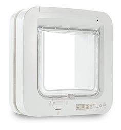 Sureflap Microchip Cat Flap SureFlap Ltd https://www.amazon.co.uk/dp/B003EGIM3O/ref=cm_sw_r_pi_dp_x_7YGDzb3VJREEK