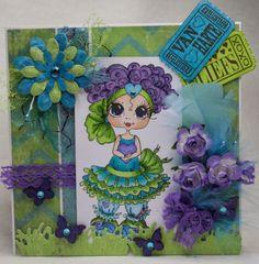 Bestie card by Emmy Wind