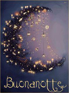 night, moon and Halloween image on We Heart It Art Hipster, Moon Decor, Good Night Sweet Dreams, Night Wishes, Good Morning Good Night, Good Night For Him, Moon Art, Moon Moon, Moon River