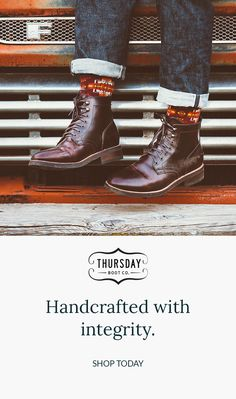 Clean and timeless design built for longevity. A leader needs to stand strong in both happy and hard times. Whether at work, on a date, or in stormy weather, step forward in confidence with the President boot.