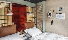 Werner Aisslinger has designed the interior of the new Hotel Hobo | STYLEPARK