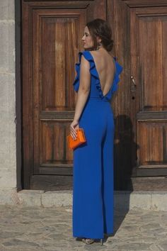 Jumpsuit for wedding. A common wedding dress guest mistake is failing to check the invitation dress code to see which style of outfit is appropriate.