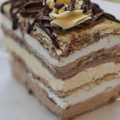 Kitchen Recipes, Baking Recipes, Keto Recipes, Cake Recipes, Brze Torte, Kolaci I Torte, Desert Recipes, Chocolate Desserts, No Bake Desserts