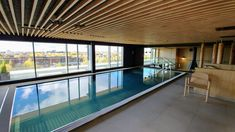 Rooftop spa at Valo Hotel in Helsinki Helsinki, 5 Star Hotels, Rooftop, Spa, Outdoor Decor, Home Decor, Rooftops, Decoration Home, Room Decor