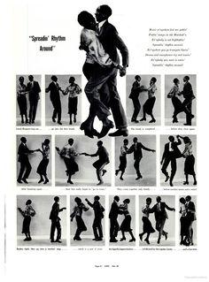 Lindy hop, LIFE Magazine, December 28, 1936 #lindyhop #swingdance #lifemagazine Jazz Dance, Lets Dance, Jazz Music, Dance Class, Lindy Hop, Dancing Day, Swing Dancing, Electro Swing, Dance Fashion