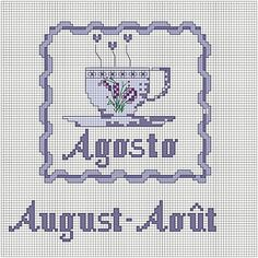 A CUP OF AUGUST