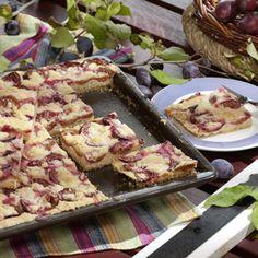 """""""Dies ist der einzige Pflaumenkuchen, den ich backe"""", erzählt Teresa Schöning aus Herzebrock-Clarholz im Kreis Gütersloh. """"Denn dieser Pflaumenkuchen..."""