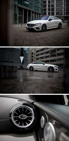 Expressive coupé-esque proportions, clear and sensual design and long-distance comfort for four people - That's the Mercedes-Benz E-Class Coupé. Photos by Philipp Rupprecht (www.philipprupprecht.de) for #MBsocialcar
