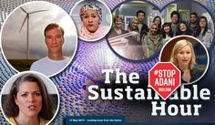 In The Sustainable Hour on 17 May 2017 we talk with a group of international students from Dueli, the English Language Institute at Deakin University, and their teacher Kate Simpson about the excuses for our inaction on climate –and how