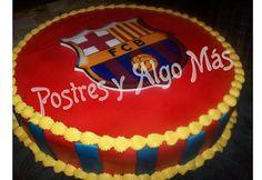 La Torre Del Lago Torta Barcelona  FC Cake