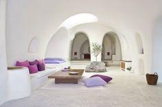 Hôtel de rêve à Santorin | Archiboom, l'architecture et le design par ceux qui les font ! - Blog CotéMaison.fr