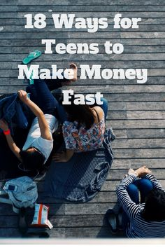 Online Jobs for Teens We talk a lot on about how we can make money from home, but what about the kids? Teens have expenses. They need to make money, too. Ways To Earn Money, Make Money Fast, Make Money From Home, Money Tips, Money Saving Tips, Way To Make Money, Make Money Online, How To Earn Money For Teens, Managing Money