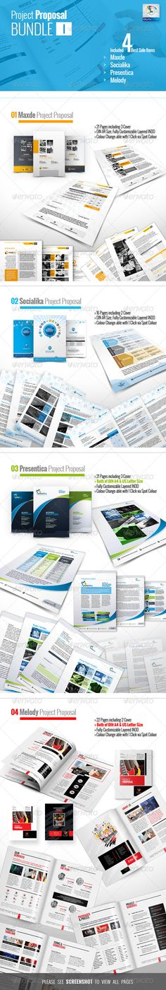 Proposal Creative, Adobe and Project proposal - project proposal template word download