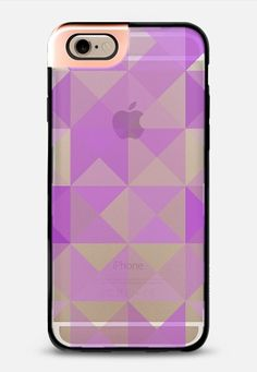 Triangles and Squares VIIII iPhone 6 case by Metron | Casetify