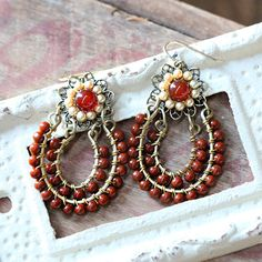 Shop Ruche. More than words indie earrings
