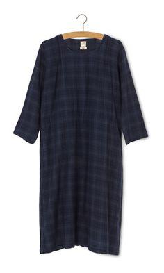 Shaker dress - Plümo Ltd