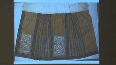 Behind the Seams: A Conservator Looks at Asian Textiles