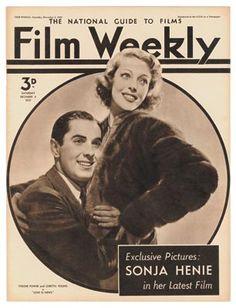 Film Weekly Magazine 1932